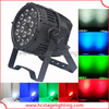 2014 Hot selling 18x10w rgbw 4 in 1 stage par 64 led strobe light