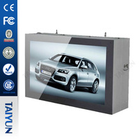 Branded Export Surplus Lcd Screen 17 Inch 3g/wifi Bus Digital Display Network Lcd Advertising Display