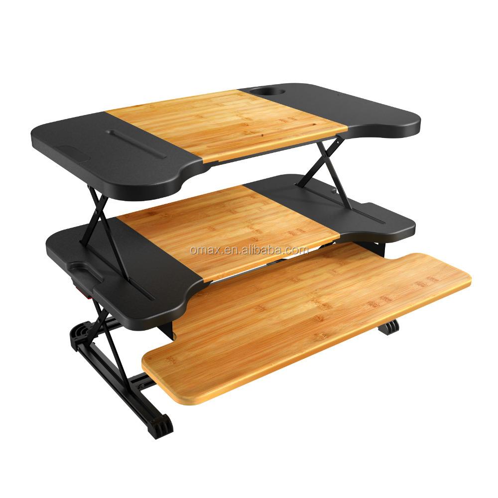 Adjustable Stand Up Desk Workstation Akomunn