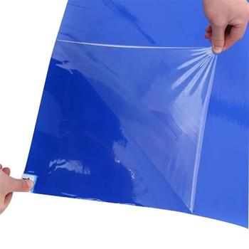 Anti static LDPE cleanroom cheap price sticky mat