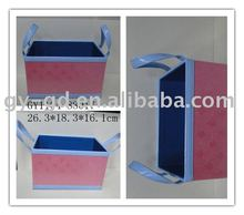 2011 Fashion ChangFang sling cosmetic box for packing