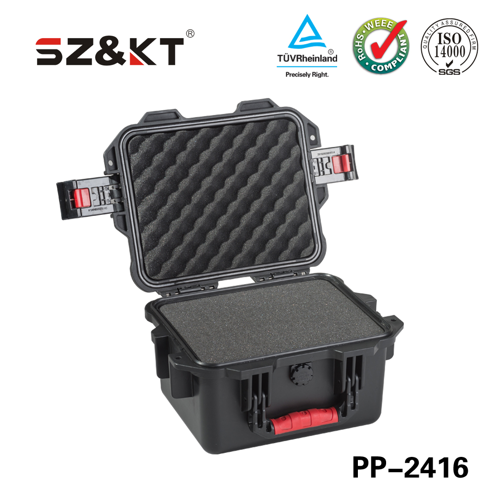 Waterproof IP68 Portable Hard Plastic GPS Case with Magnet