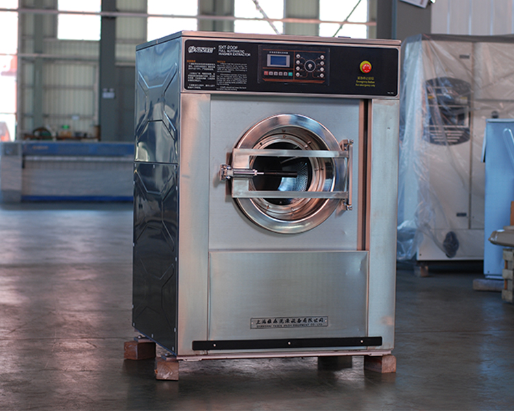 Commercial laundry washing equipment/laundry washer-extractor