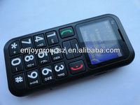 enjoy w60 big button phone with loudly voice .cradle .desktop charger