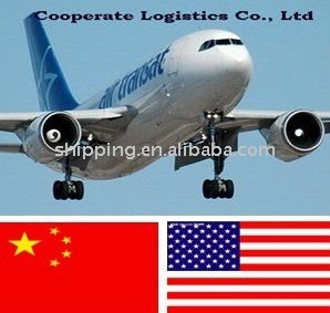 air shipping from china to LAX/ORD/DFW/JFK/YVR------jessie