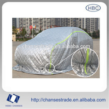 Hebei folding padded car cover hail