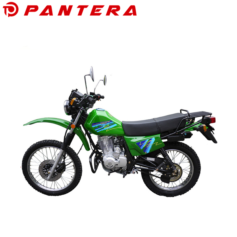 China Popular Gas Or Diesel Racing Motorcycle four stroke 125cc Dirt Bike For Sale