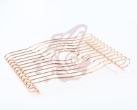 Rose Gold Trivet Kitchen Hot Pan Plate Coaster Dining Stand