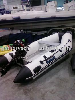 PVC Watercraft ,1.2mm PVC fishing boat //inflatable boat