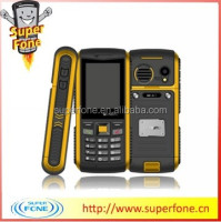 LM851 IP67 Super tough body with 2mp camera waterproof dustproof and shockproof mobile phone