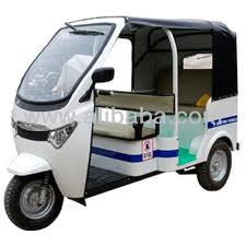 Electric Auto Rickshaw / Three Wheeler