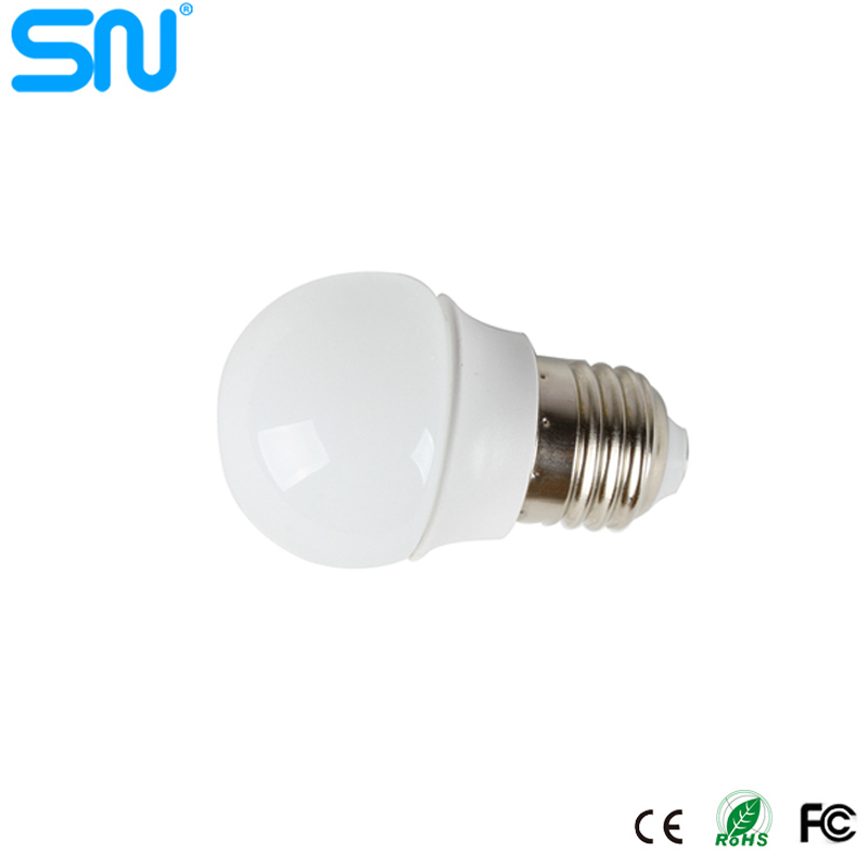 Top selling product 2015 High quality plastic cover CE rohs 3w e27 LED corn bulb lights