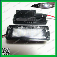 Led License Plate lamp Light for GOLF 6 MK6