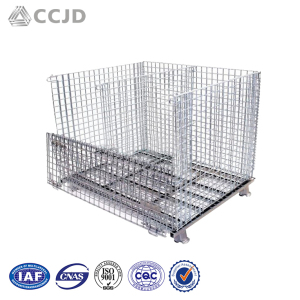 Promotional Heavy Duty Galvanized Storage Cage Wire Mesh Cages