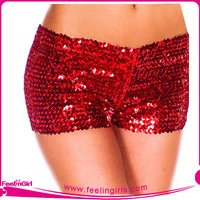 Wholesale Hot Red Seamless Panty