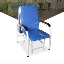 Cheap price sickroom hospital chair bed