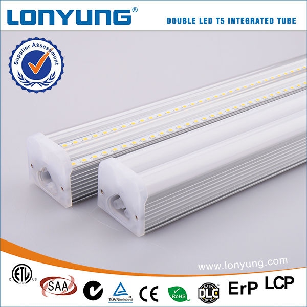 Double Tube T5 In T8 15w 2ft t5 led fixture t5 lighting growing lights