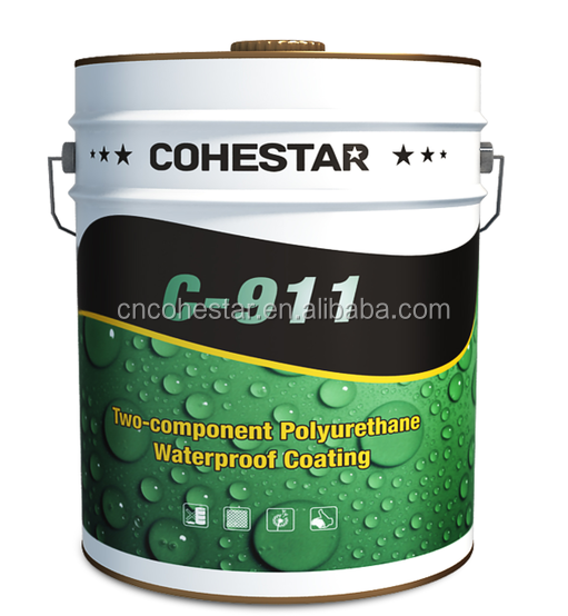 Guangdong Building Two-component Spraying Polyurethane Waterproof Coating