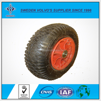 China Small High Quality Rubber Caster Wheel
