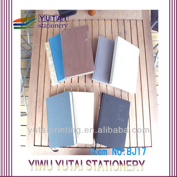 Professional Factory Customized Paper Note books & Kraft spiral notebook with ballpen