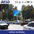 alibaba in russian street light pole electron p10 led display