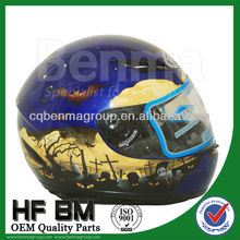 funny motorcycle helmet,fashion design helmet set with super quality and reasonable price