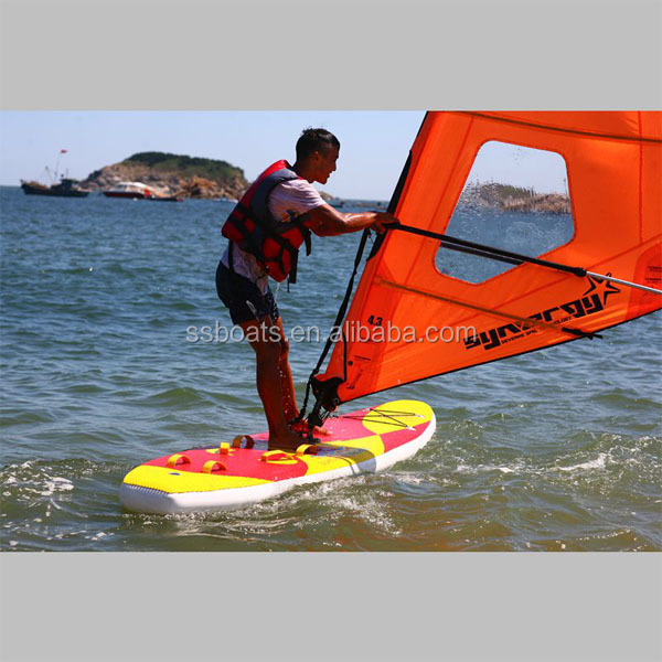 2017 fanatic inflatable SUP stand up paddle board/surfboard/windsurf/china factory