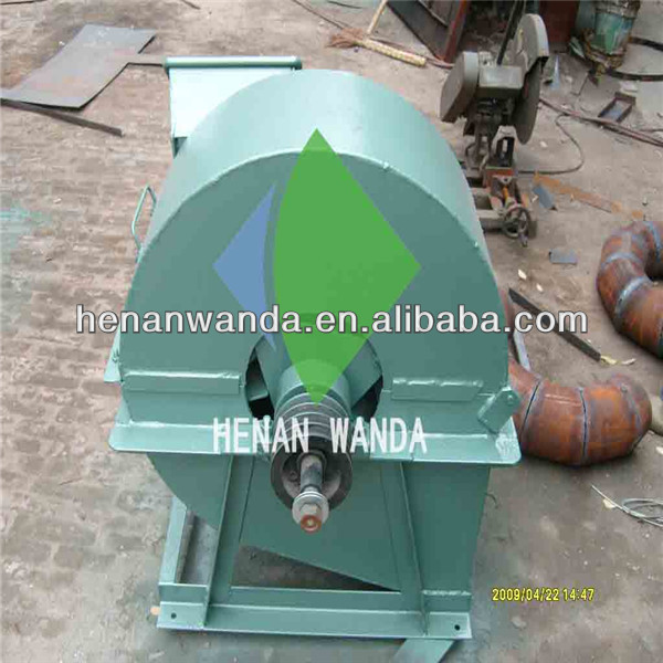 Small charcoal factory needed sawdust wood crusher machine