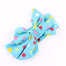 boutique knot knitted make kids wholesale headbands A566
