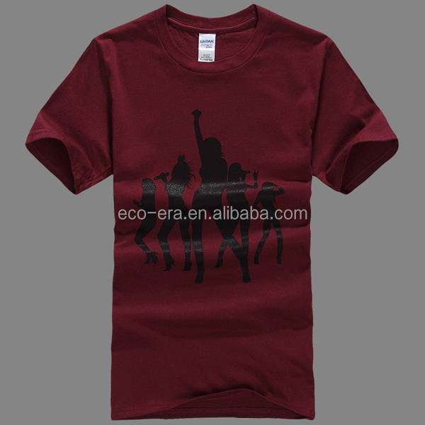 Wholesale Clothing Advertising Custom T Shirt Printing