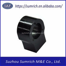 Customized high precision OEM CNC gripper shaft bearing house