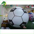 Large Football Shape Balloon / Inflatables Giant Helium Football / Balloon Football for Display