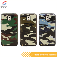 2016 New Fashion Camouflage Series Forest Camouflage Armor Phone Case for Samsung Note3