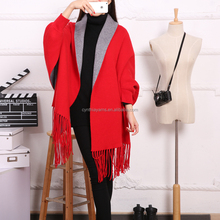 New 2016 Autumn Winter Pashmina Scarf Cashmere Poncho Europe Style Wool Scarf/Cashmere Scarf