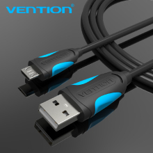 Vention New Design Colored Custom Data Usb to Micro USB Cable for Android Phone