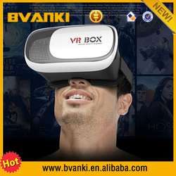 2016 New Version VR BOX 2.0 II Smartphone Headset 3D Virtual Reality Glasses 3.5 - 6.0 Inches Smart Phone