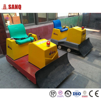 outdoor playground equipment small bulldozer for sale