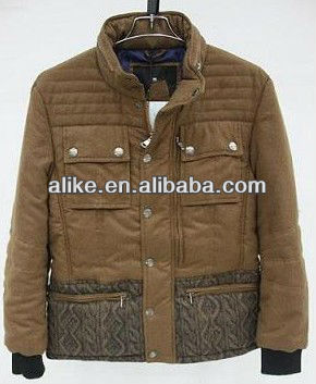 ALIKE high quality men winter evening wraps and jackets