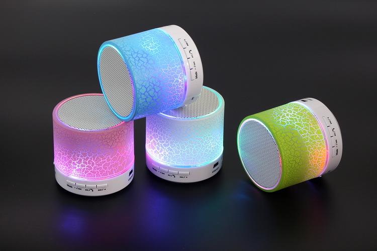 Portable Bluetooth Speaker with fm radio usb sd card reader usb sd card reader mini speaker