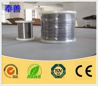 Fengshan brand 99.9% pure nickel wire np2 0.025mm