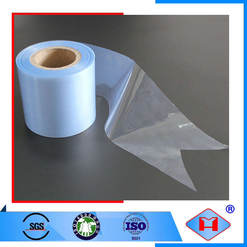super clear heat resistant protective plastic food packaging film roll