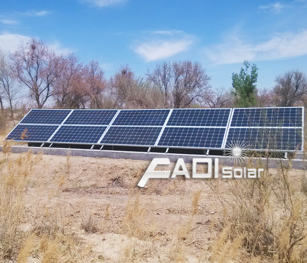 2KW Off Grid Solar Power System, Solar Kit System (FD-OFF/MSS-2KW)