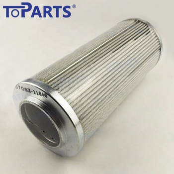 07063-11046 high quality hydraulic filter for excavator hydraulic oil filter and breaker