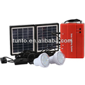 Portable solar energy system generator for indoor lighting use