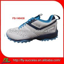 Rubber spikes sports criket golf shoes