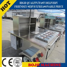 HD-12B beef hot dogs hot display warmers showcase cart hot display warmers showcase cart