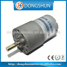 DS-37RS3530 37mm Low Speed DC 1000 rpm dc motor