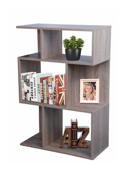 Home Furniture General Use and No Folded wooden cabinet storage book case