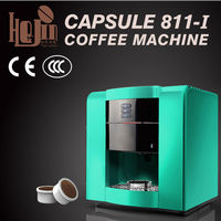 19 bar italy ulka pump capsule coffee making machine