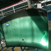laminated car front windscreen glass for VW touran 2016-
